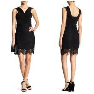 NEW Trixxi Girl Women Lace Mini Dress 40K
